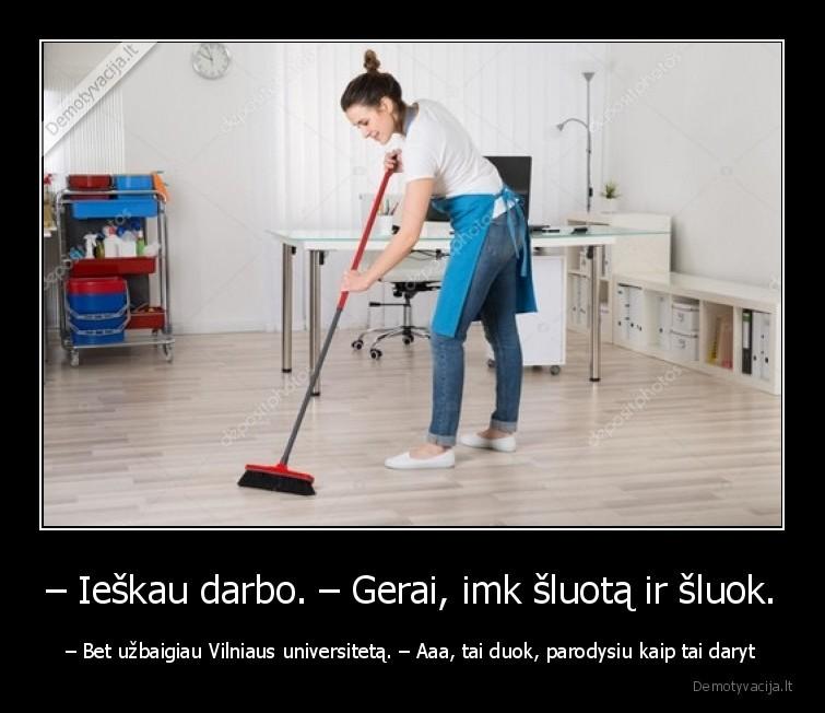 darbas iš namų ir nuotolinio darbo