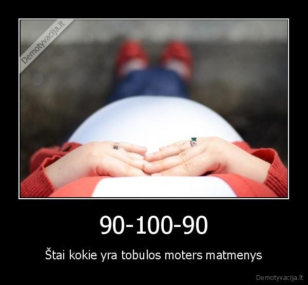 90 100 90 stai kokie yra tobulos moters matmenys