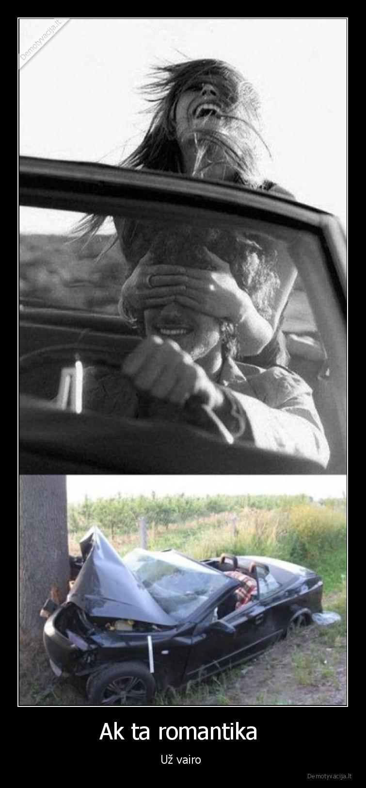 Ak ta romantika Uz vairo