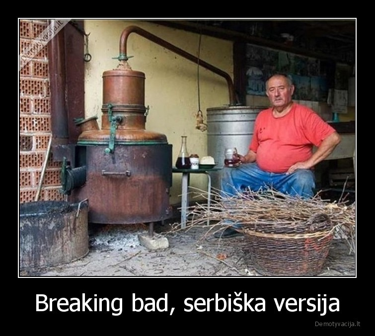 Breaking bad serbiska versija
