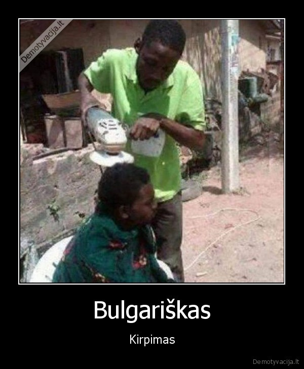 Bulgariskas Kirpimas