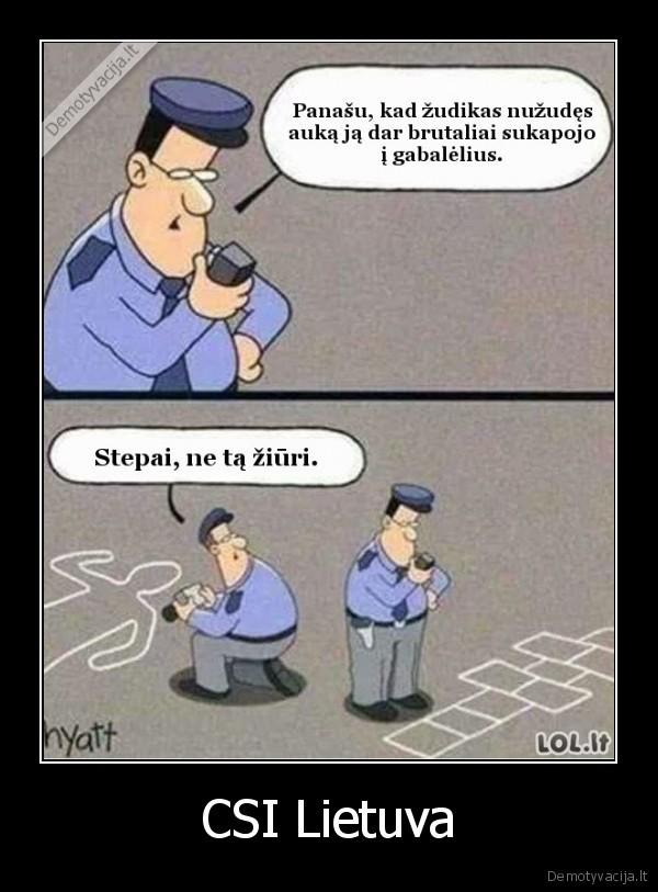 CSI Lietuva