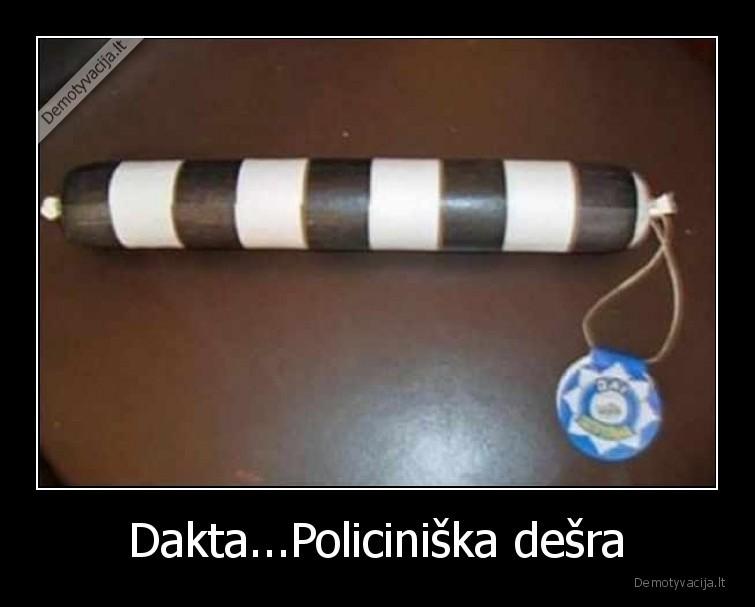 Dakta...Policiniska desra
