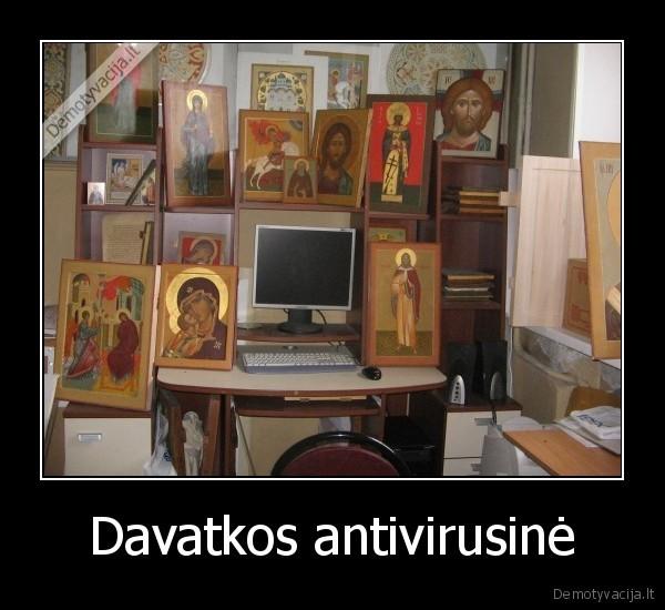 Davatkos antivirusine