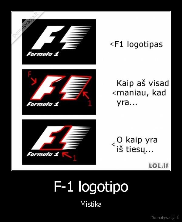 F 1 logotipo Mistika