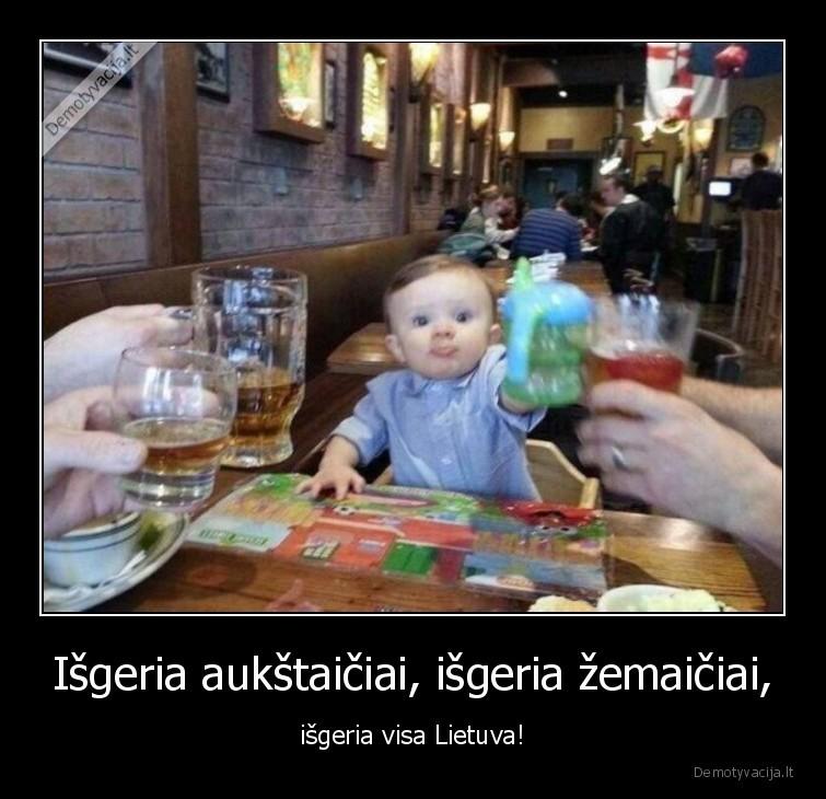 Isgeria aukstaiciai isgeria zemaiciai isgeria visa Lietuva