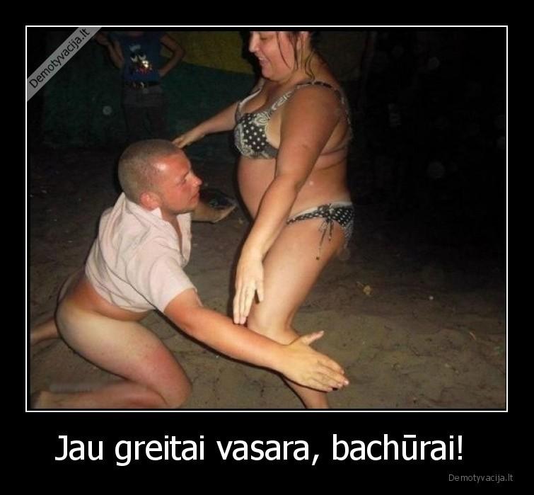 Jau greitai vasara bachurai