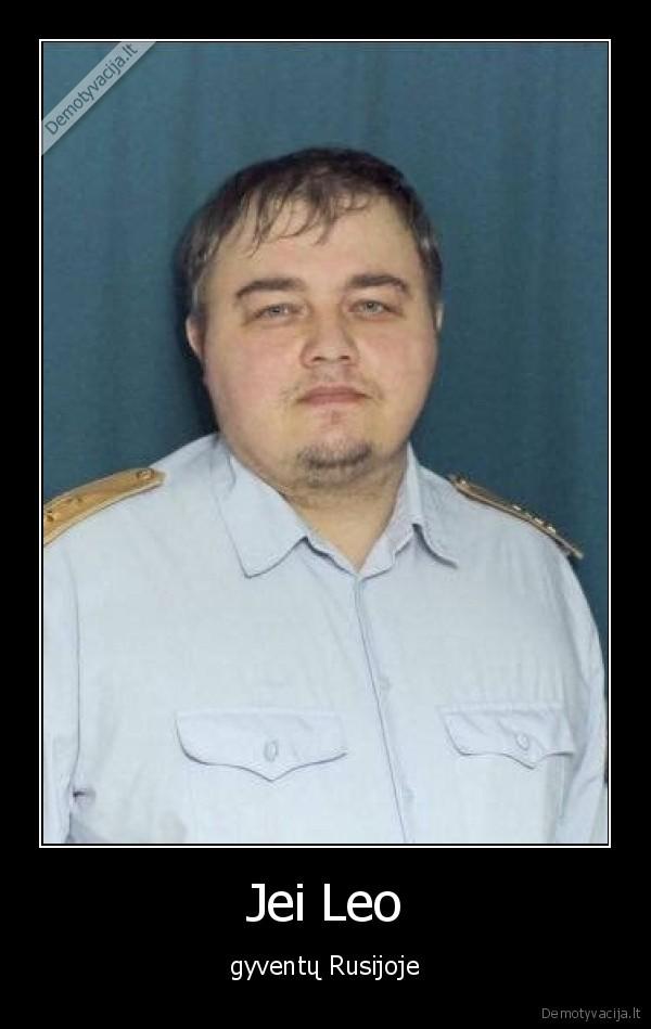 Jei Leo gyventu Rusijoje