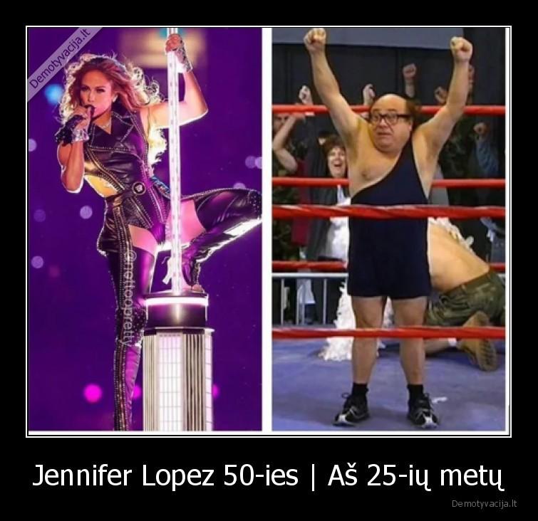 Jennifer Lopez 50 ies As 25 iu metu