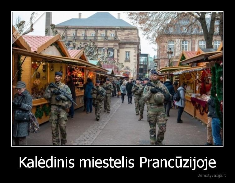 Kaledinis miestelis Prancuzijoje