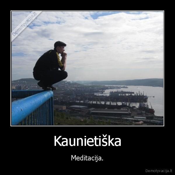 Kaunietiska Meditacija