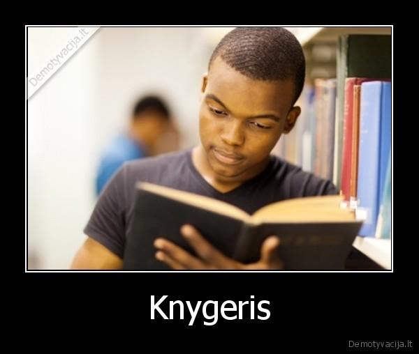 Knygeris