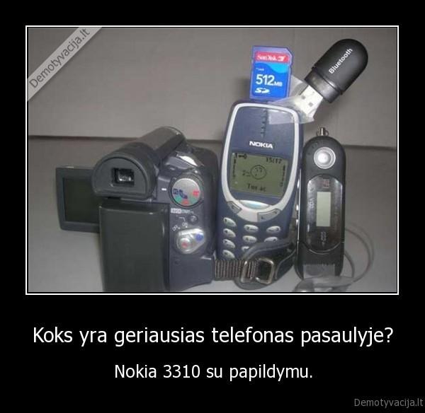 Geriausi telefonai pasaulyje