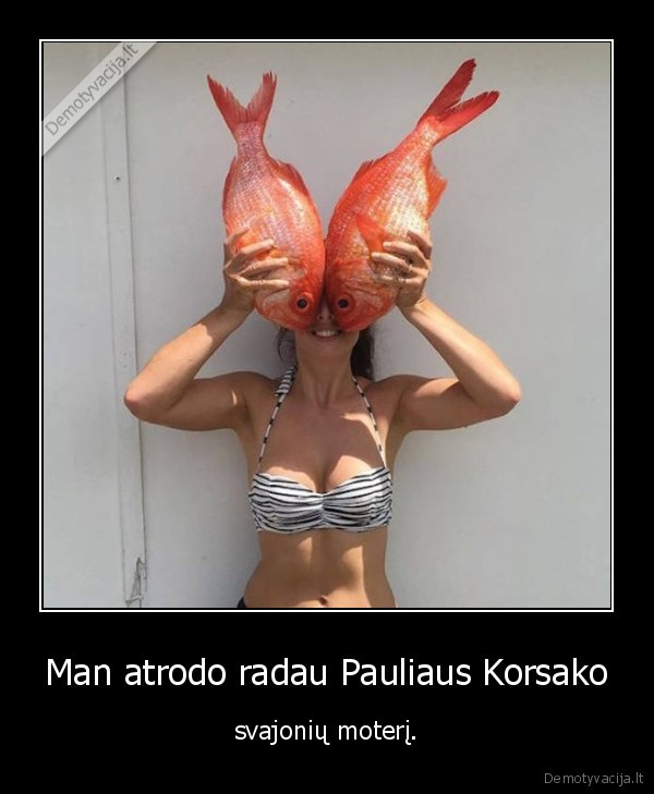 Man atrodo radau Pauliaus Korsako svajoniu moteri