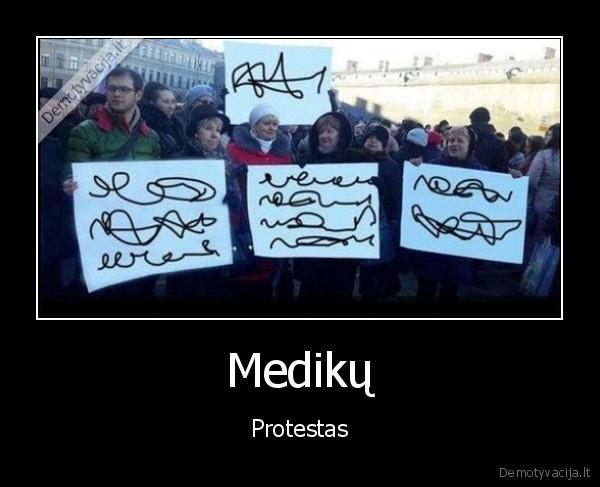 Mediku Protestas