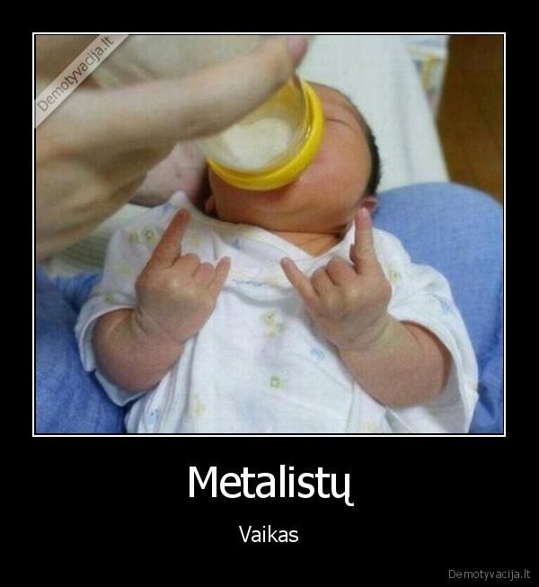 Metalistu Vaikas
