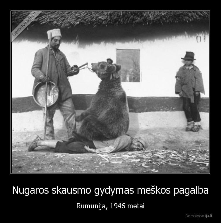 Nugaros skausmo gydymas meskos pagalba Rumunija 1946 metai