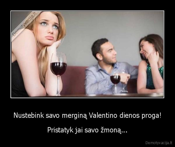 Nustebink savo merginą Valentino dienos proga!..