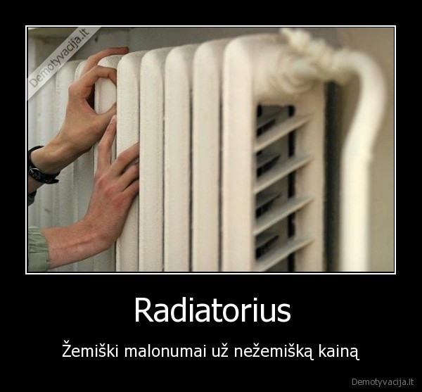 Radiatorius