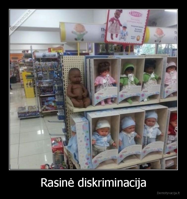 Rasine diskriminacija