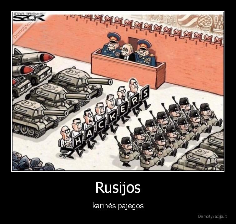 Rusijos karines pajegos
