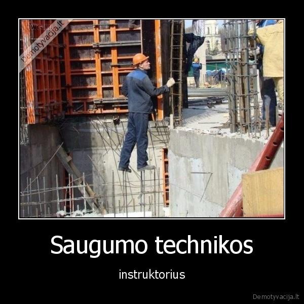 Saugumo technikos instruktorius