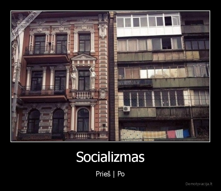 Socializmas Pries Po