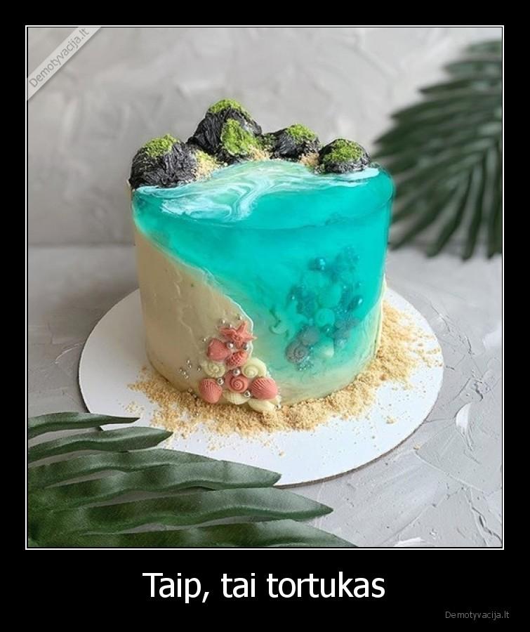 Taip tai tortukas
