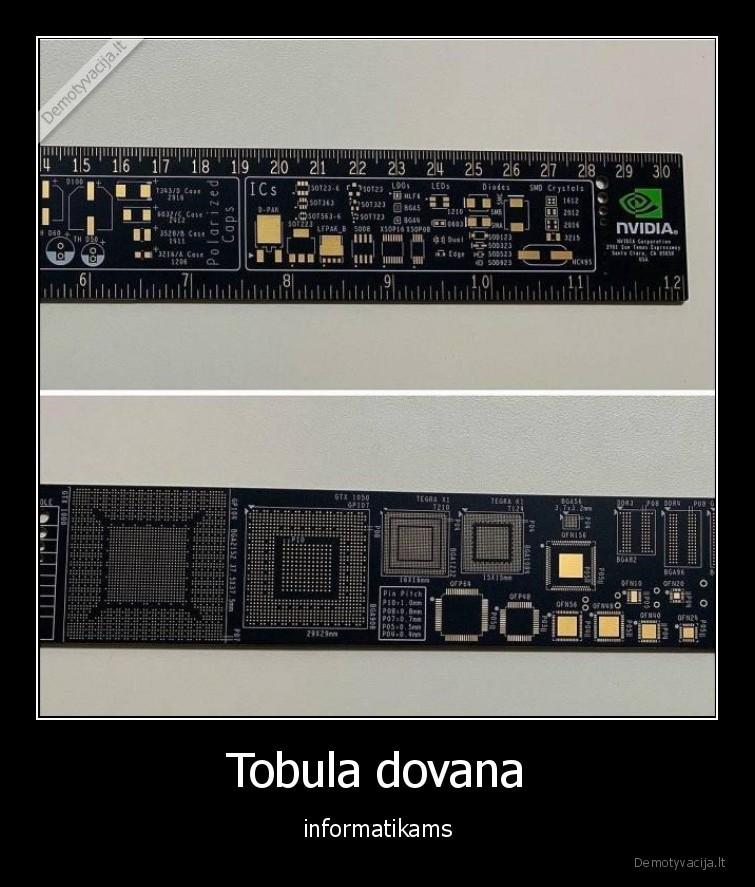 Tobula dovana informatikams