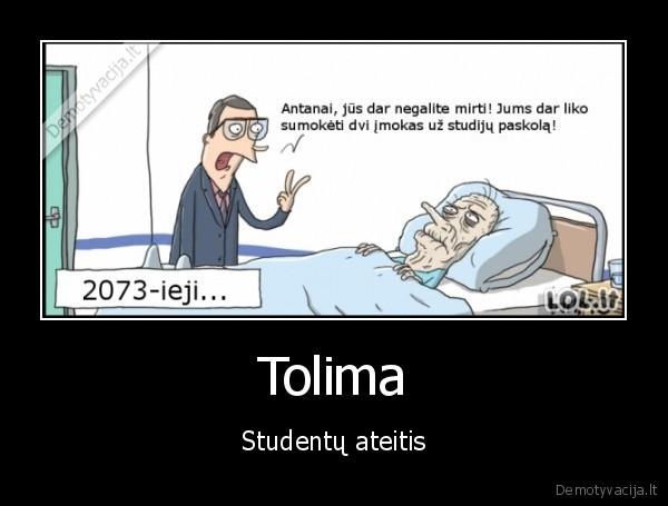 Tolima Studentu ateitis