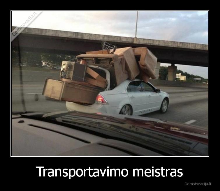 Transportavimo meistras