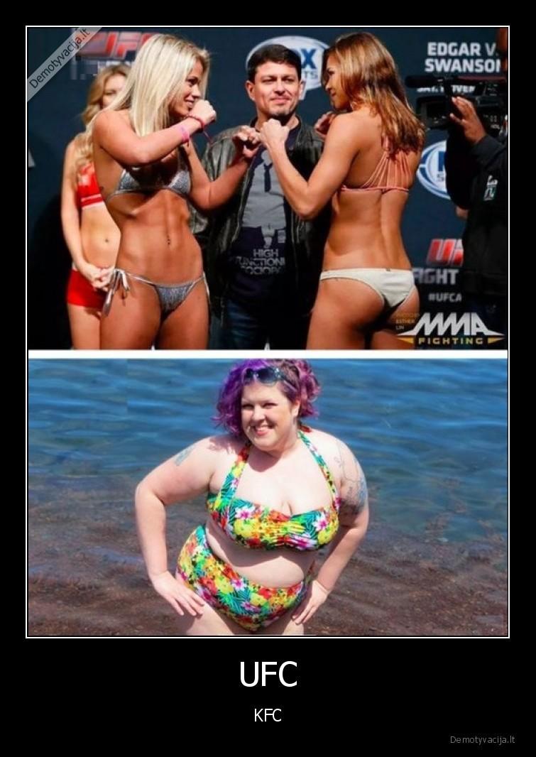 UFC KFC