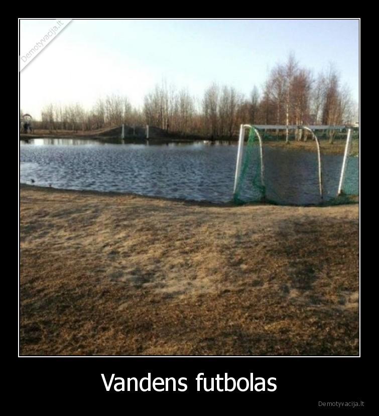 Vandens futbolas