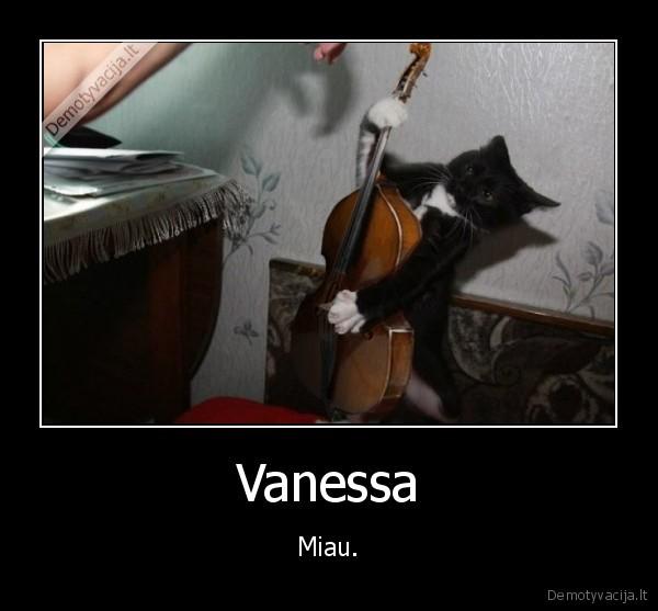 Vanessa Miau