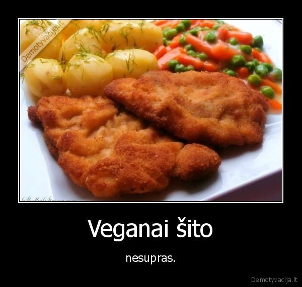Veganai sito nesupras