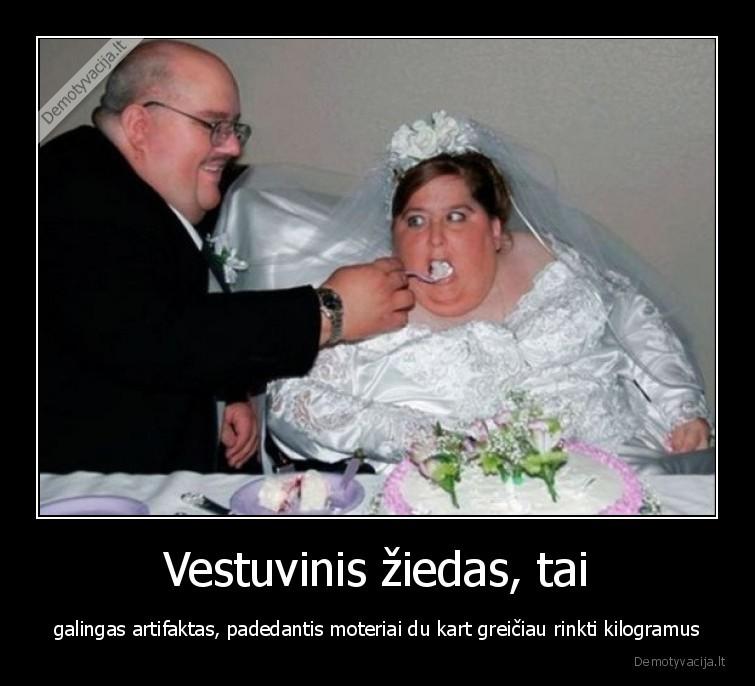 Vestuvinis ziedas tai galingas artifaktas padedantis moteriai du kart greiciau rinkti kilogramus