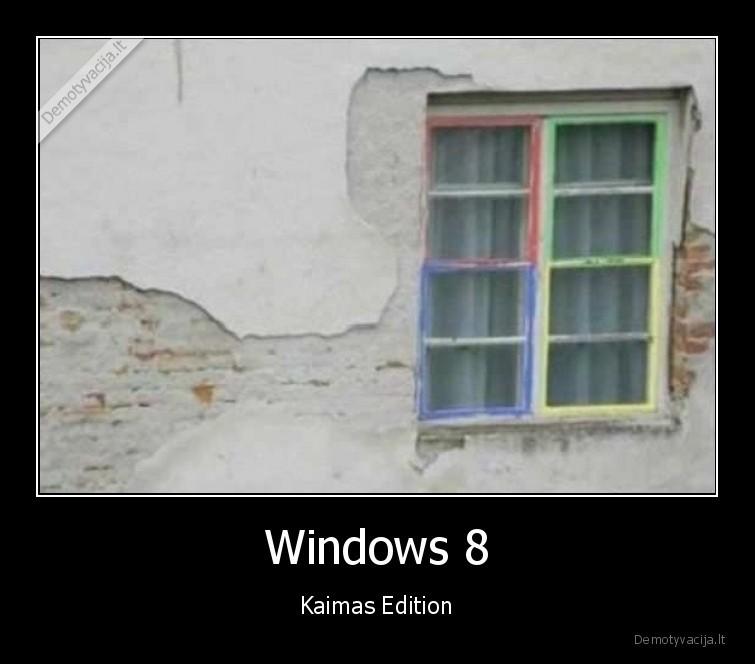 Windows 8 Kaimas Edition