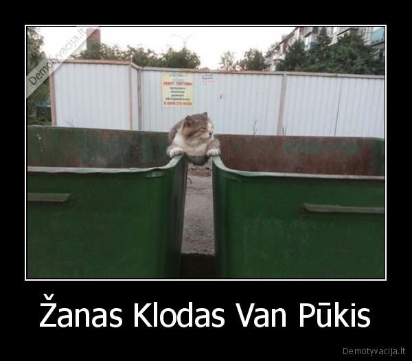Zanas Klodas Van Pukis
