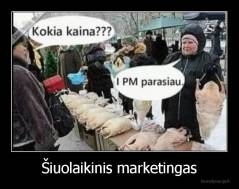 Šiuolaikinis marketingas -